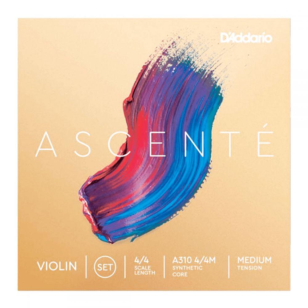 Corde Violino 4/4 D' Addario Ascente' A310 medium
