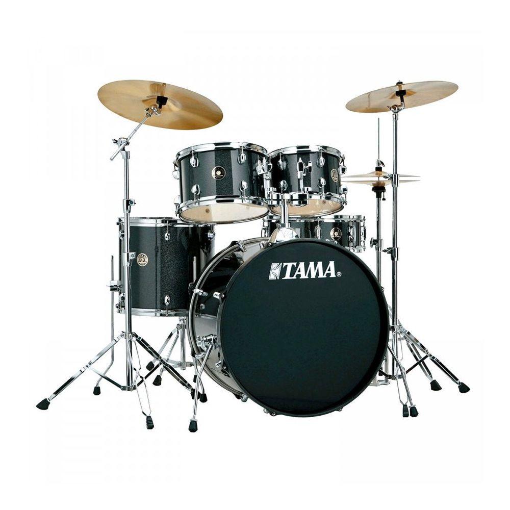 """Batteria Tama Rhythm Mate 22"""" 5pz+Hardware+Piatti charcoal mist"""