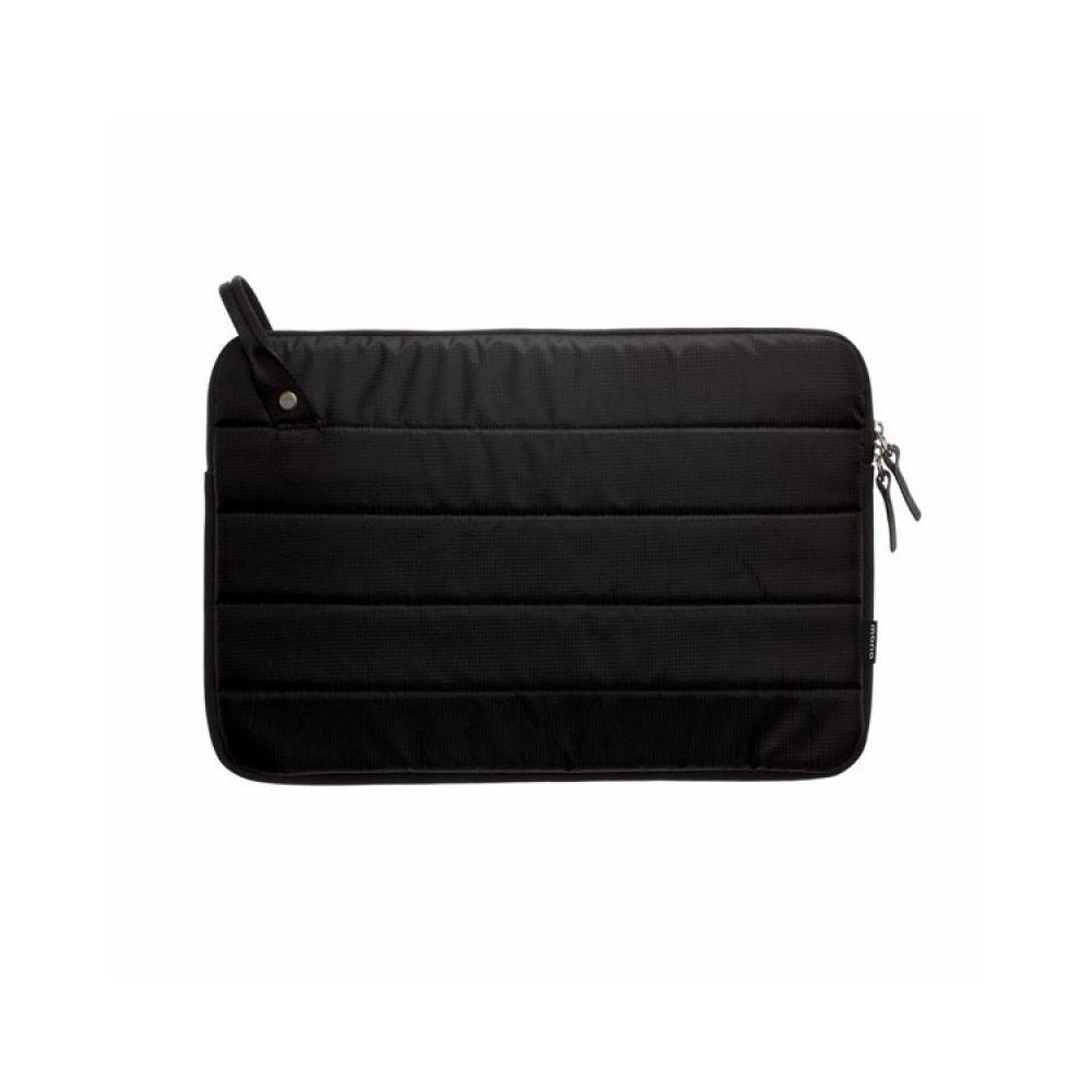 """Borsa Laptop Mono loop laptop sleeve 15"""" jet black"""