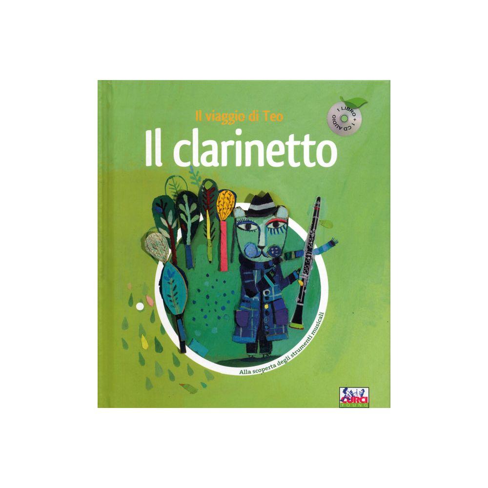 Il Viaggio di Teo Il Clarinetto con cd