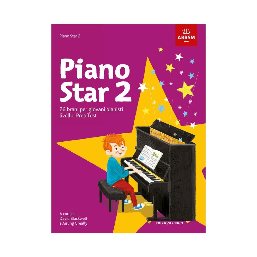 ABRSM Piano Star 2 26 brani per giovani pianisti Prep Test