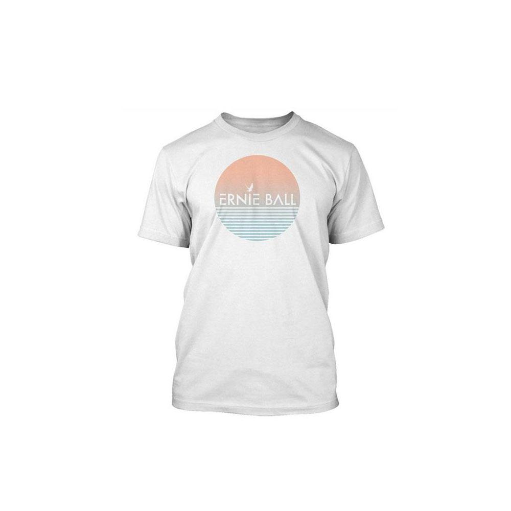 T-Shirt Ernie Ball Beach woman M