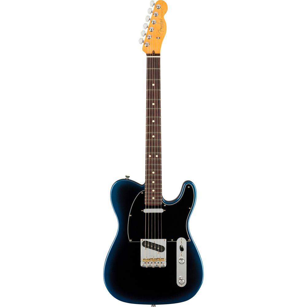 Chitarra Elettrica Fender American Professional II Telecaster rw dark night con custodia