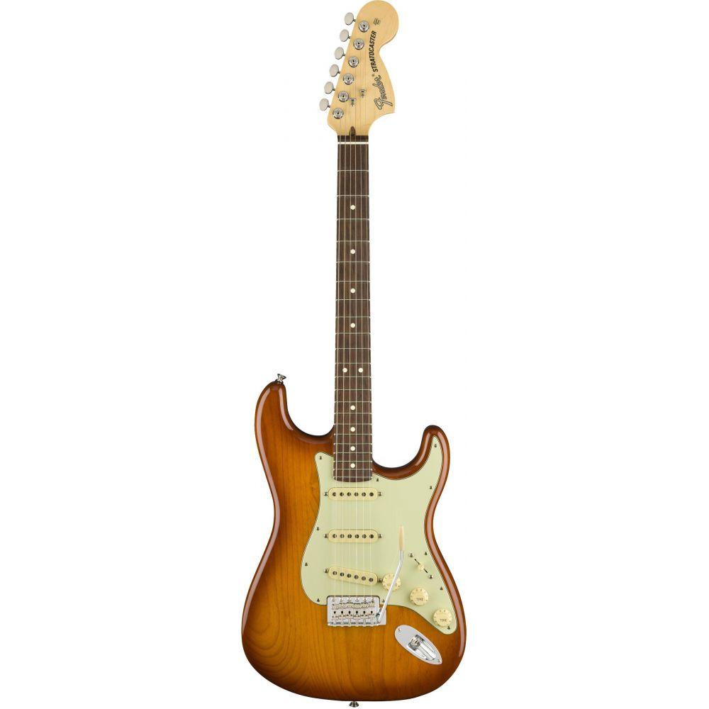 Chitarra Elettrica Fender American Performer Stratocaster rw honey burst