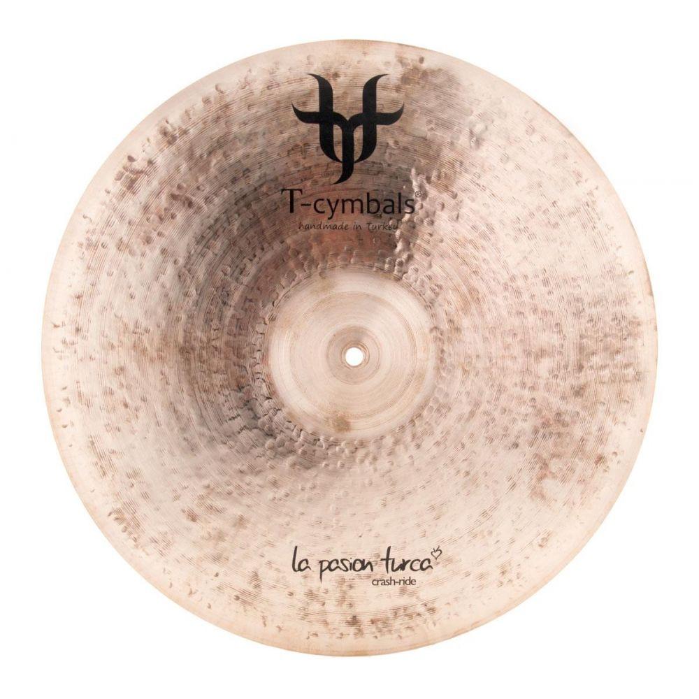 """""""Piatto T-Cymbals 21"""""""" La Pasion Turca Ride"""""""
