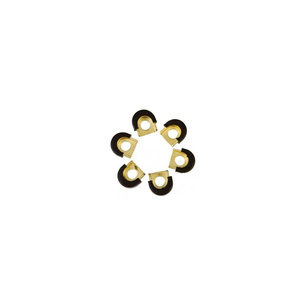 LP628G Paracolpi LP fusto black/gold