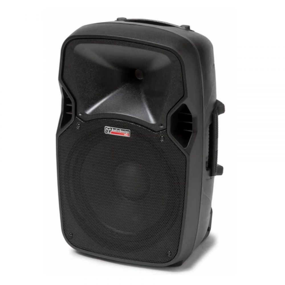 Box Amplificato Audio Design M.12USB con USB e bluetooth