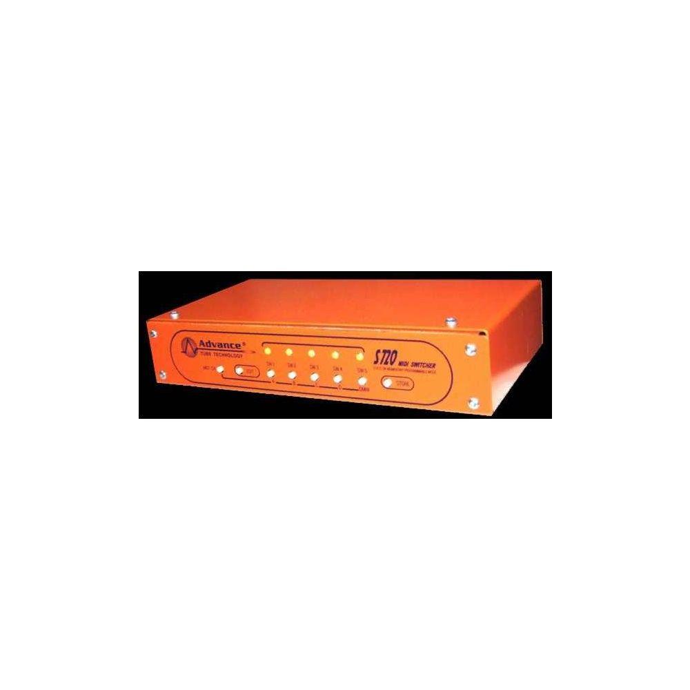 Advance S720 Controller Midi
