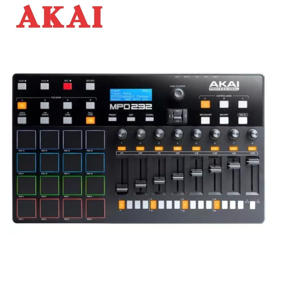 Controller Akai MPD232 16 pad