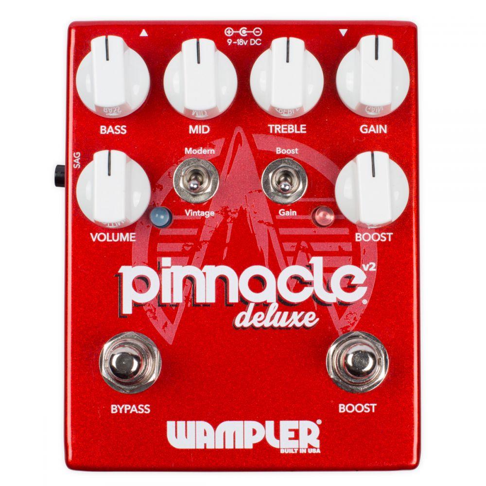 Pedale distorsore Wampler PINNACLE DELUXE V2