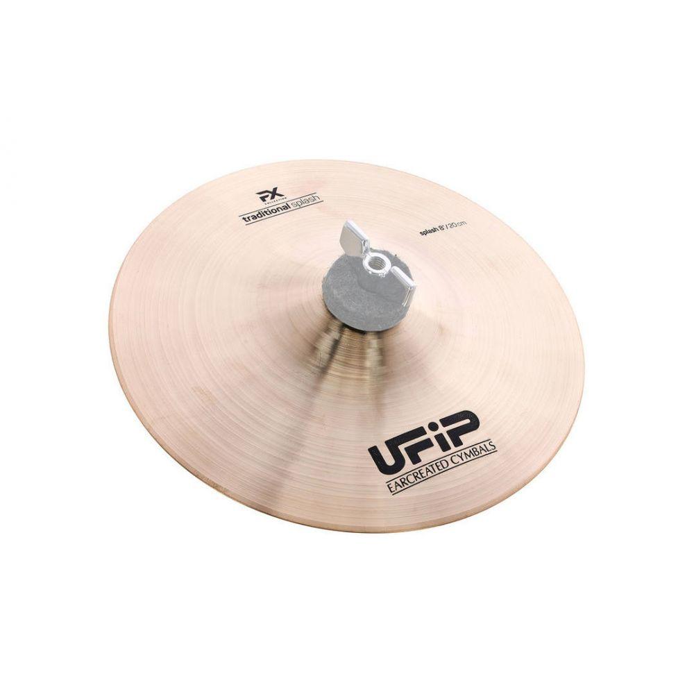 "Piatto Ufip 8"" FX Traditional Splash Light"