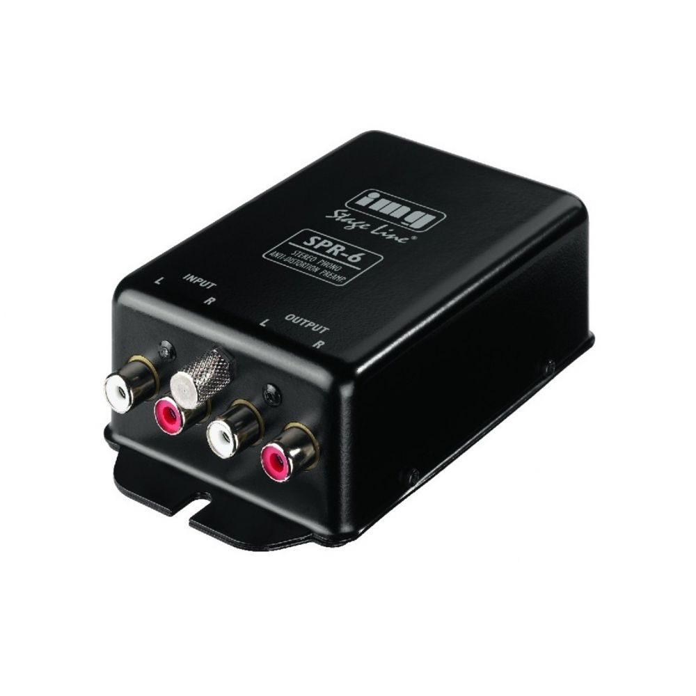 Preamplificatore phono IMG Stage Line SPR-6