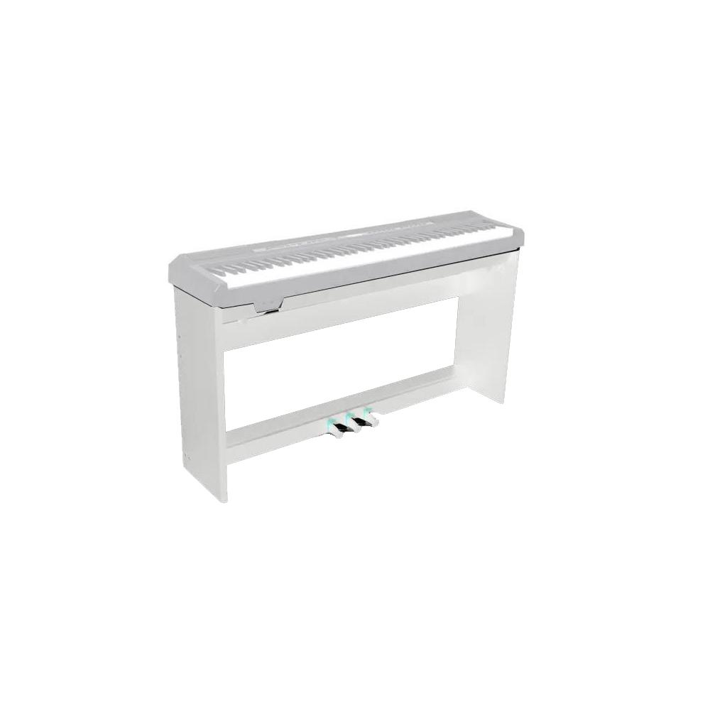 Supporto Echord per piano digitale SP-10 in legno bianco WS-10