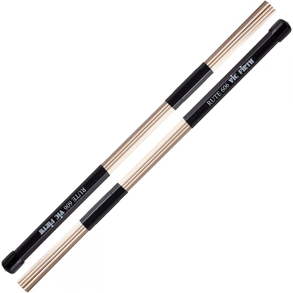 Spazzole Vic Firth Rute 606 Bamboo