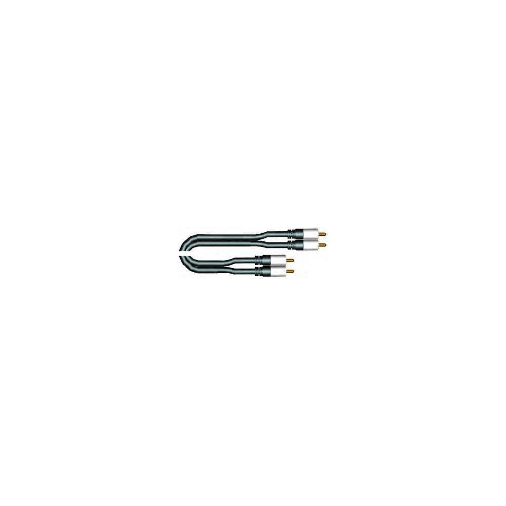 Cavo AudioDesign Pro VX210-1.5 2 Rca+2 Rca 1,5mt