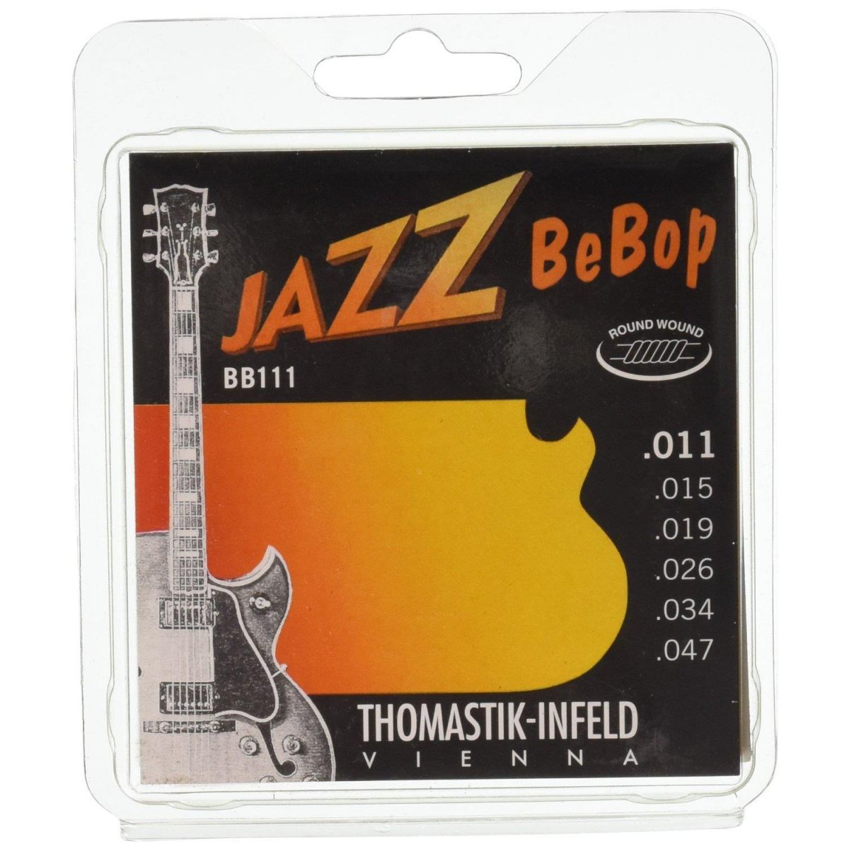 Corde Thomastik Jazz Bepop BB111