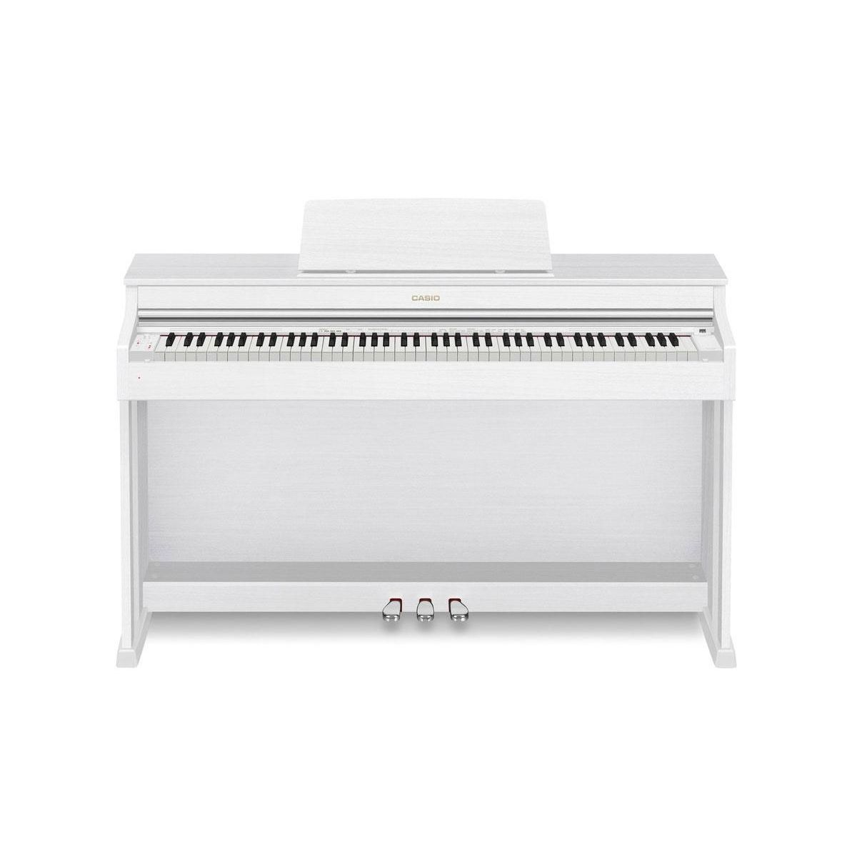 Piano Digitale Casio Celviano AP470 WE bianco opaco