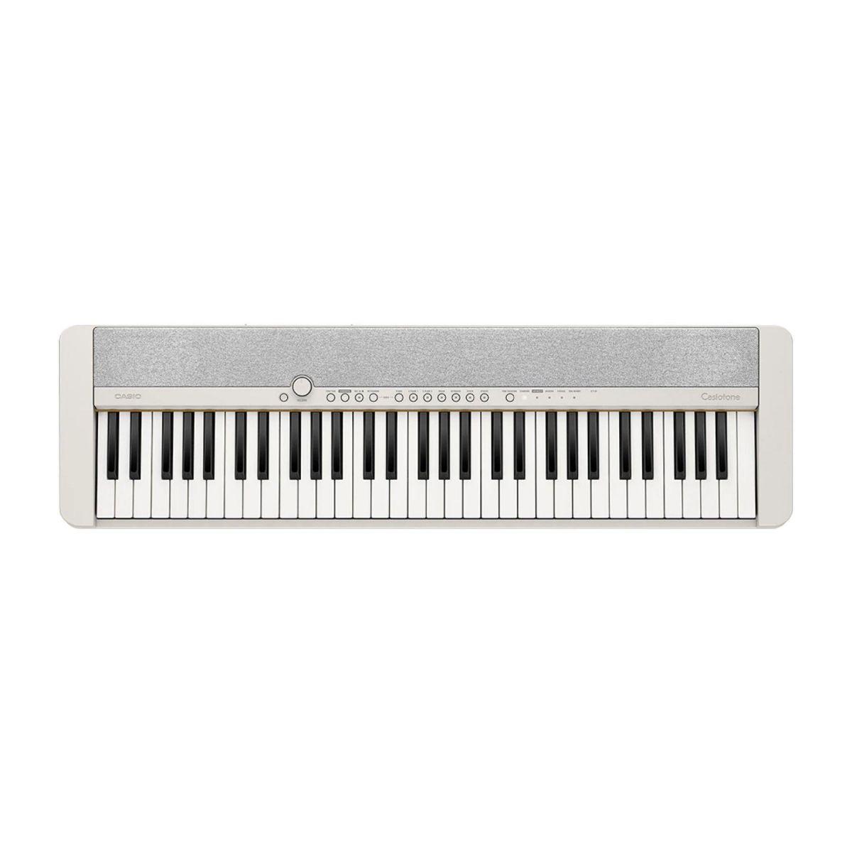 Tastiera Arranger Casio CT-S1 61 tasti white