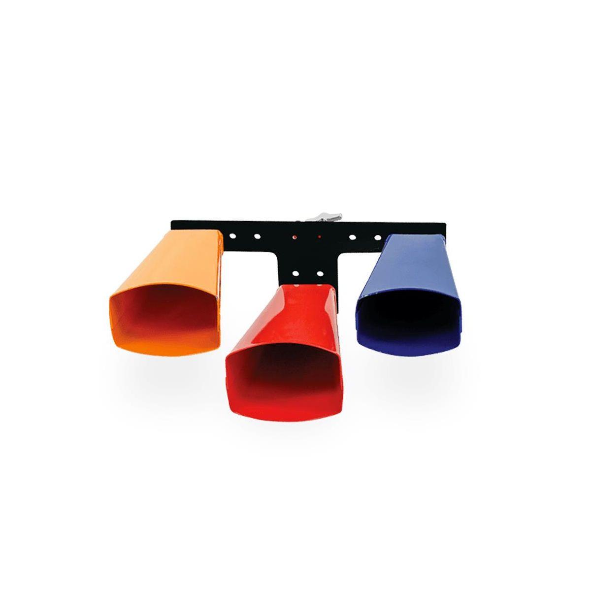 Set campanacci LP  LP570LTC Giovanni Hidalgo low color 3pz