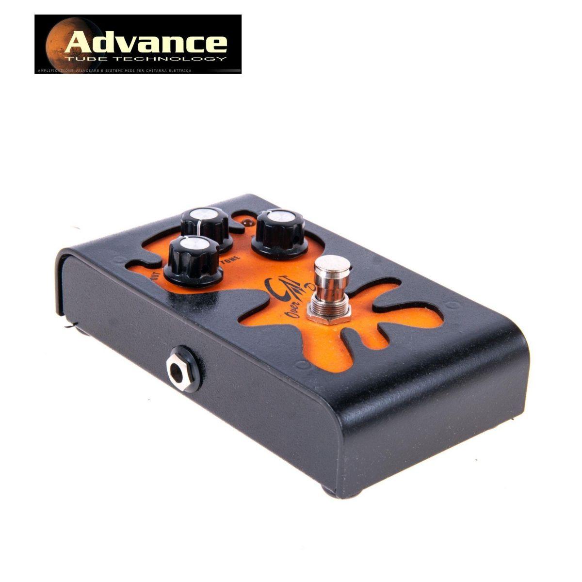 Pedale Advance OverDrive orange