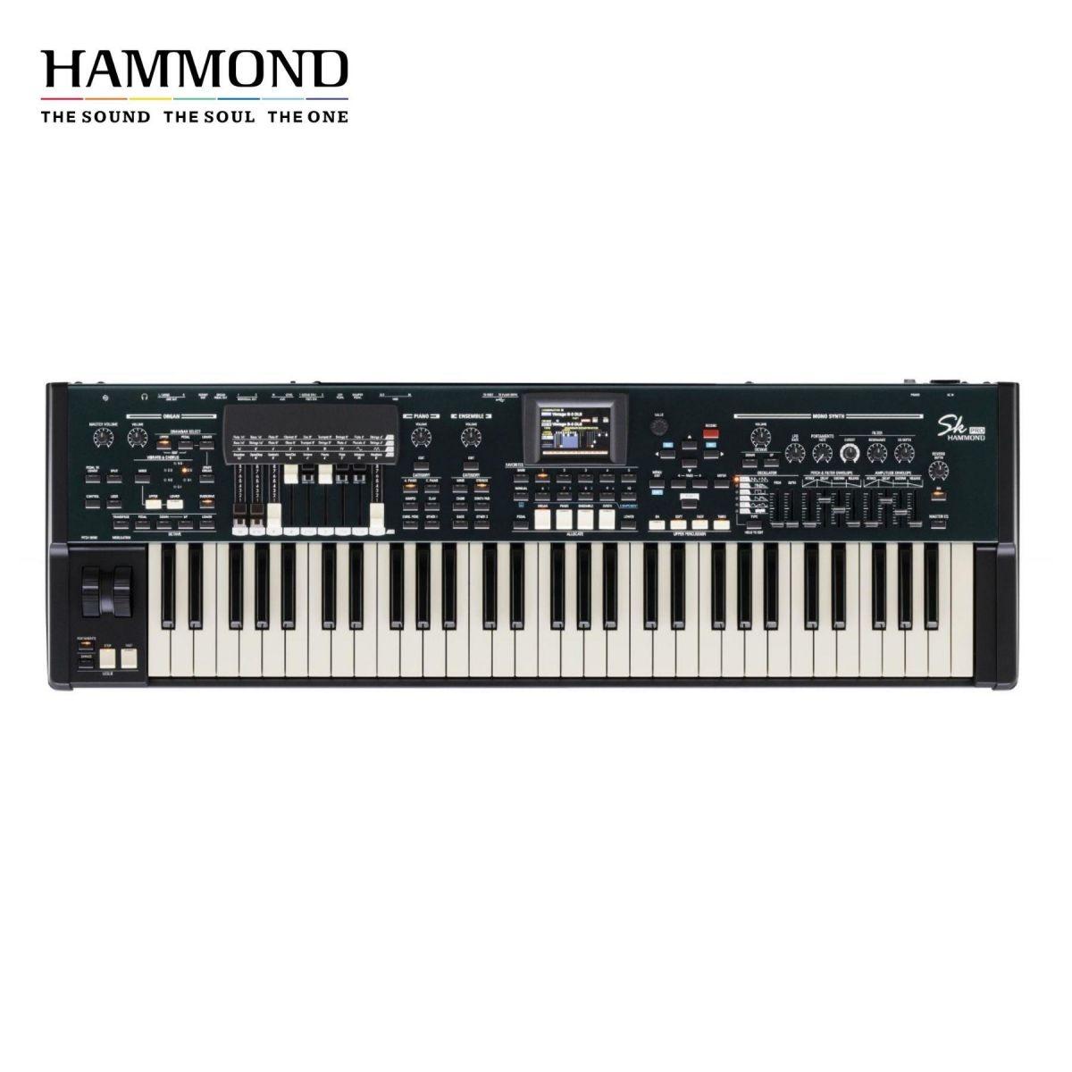 Organo Hammond SK PRO-61 tasti