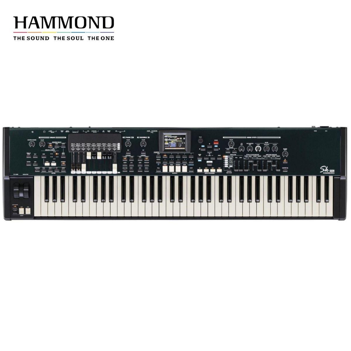 Organo Hammond SK PRO-73 tasti