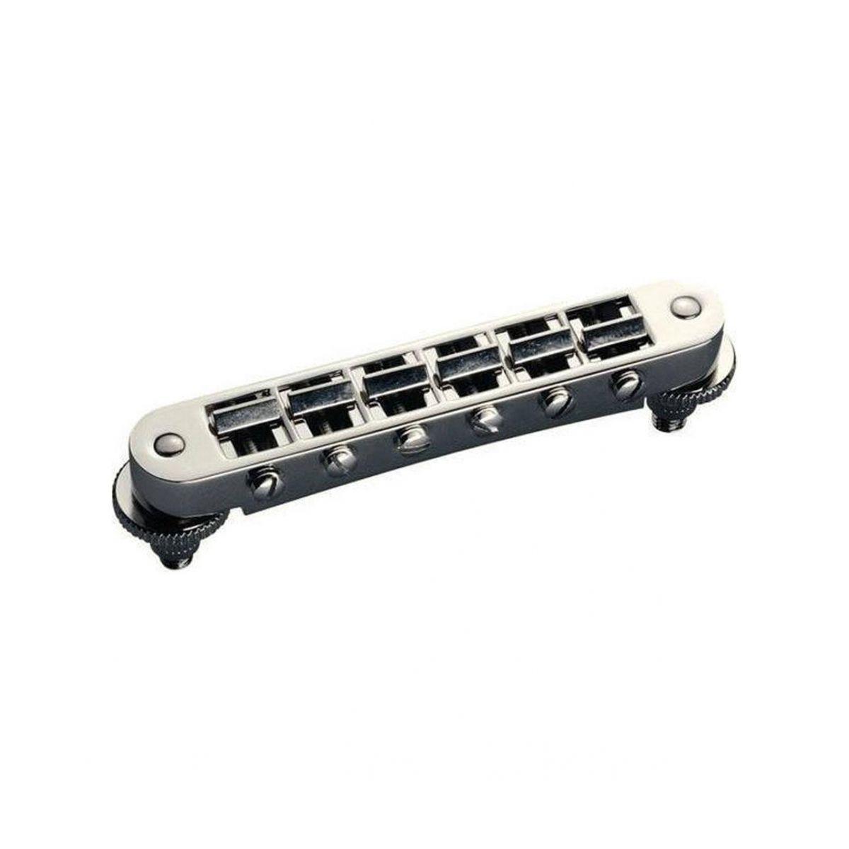 Ponte chitarra elettrica Schaller GTM nickel