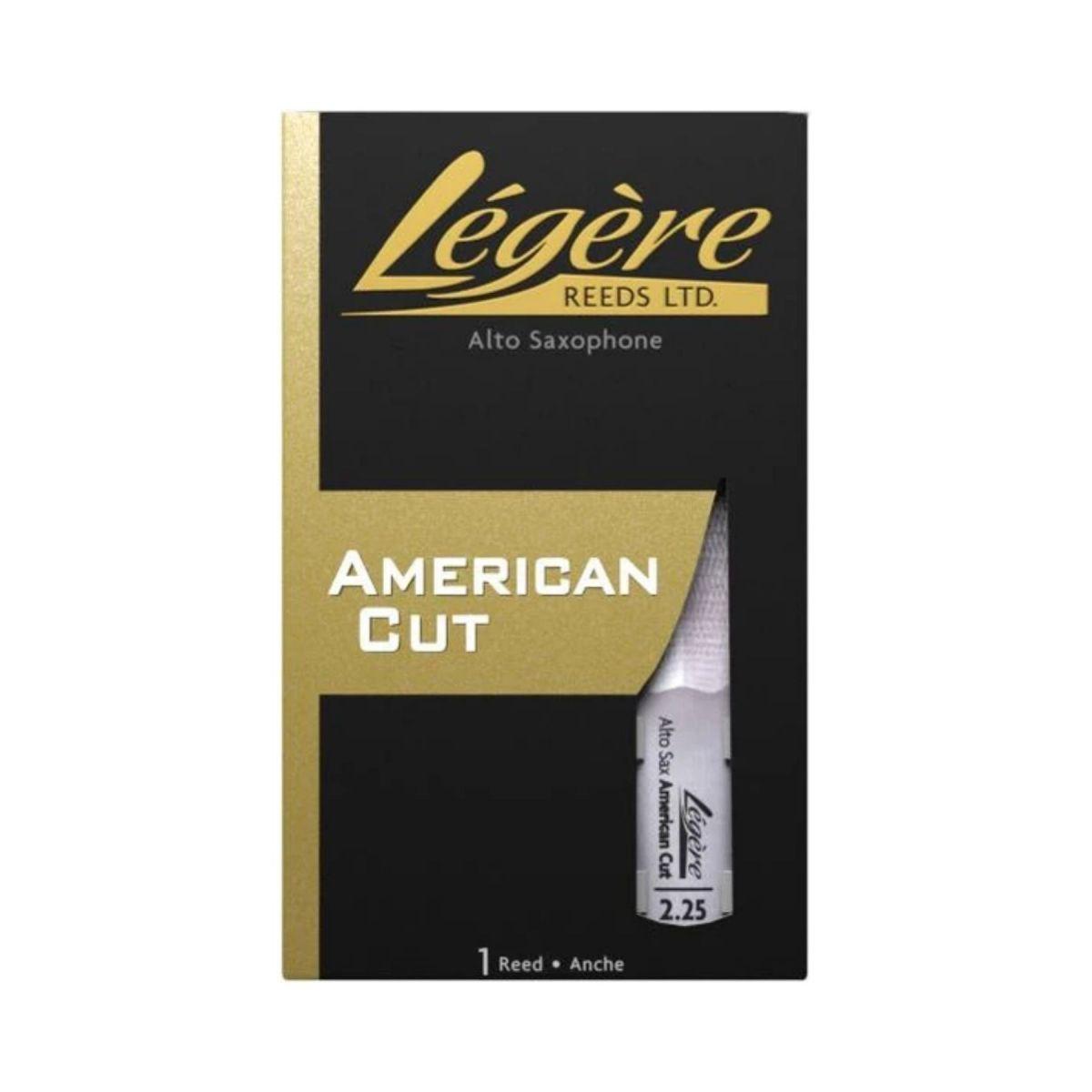 Ancia Sax Alto Legere American Cut n.2,25 singola