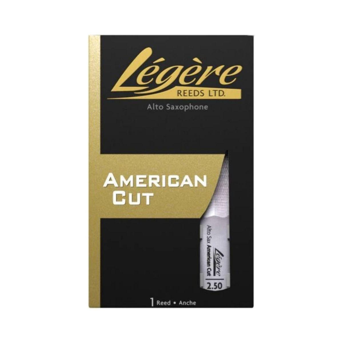 Ancia Sax Alto Legere American Cut n.2,50 singola