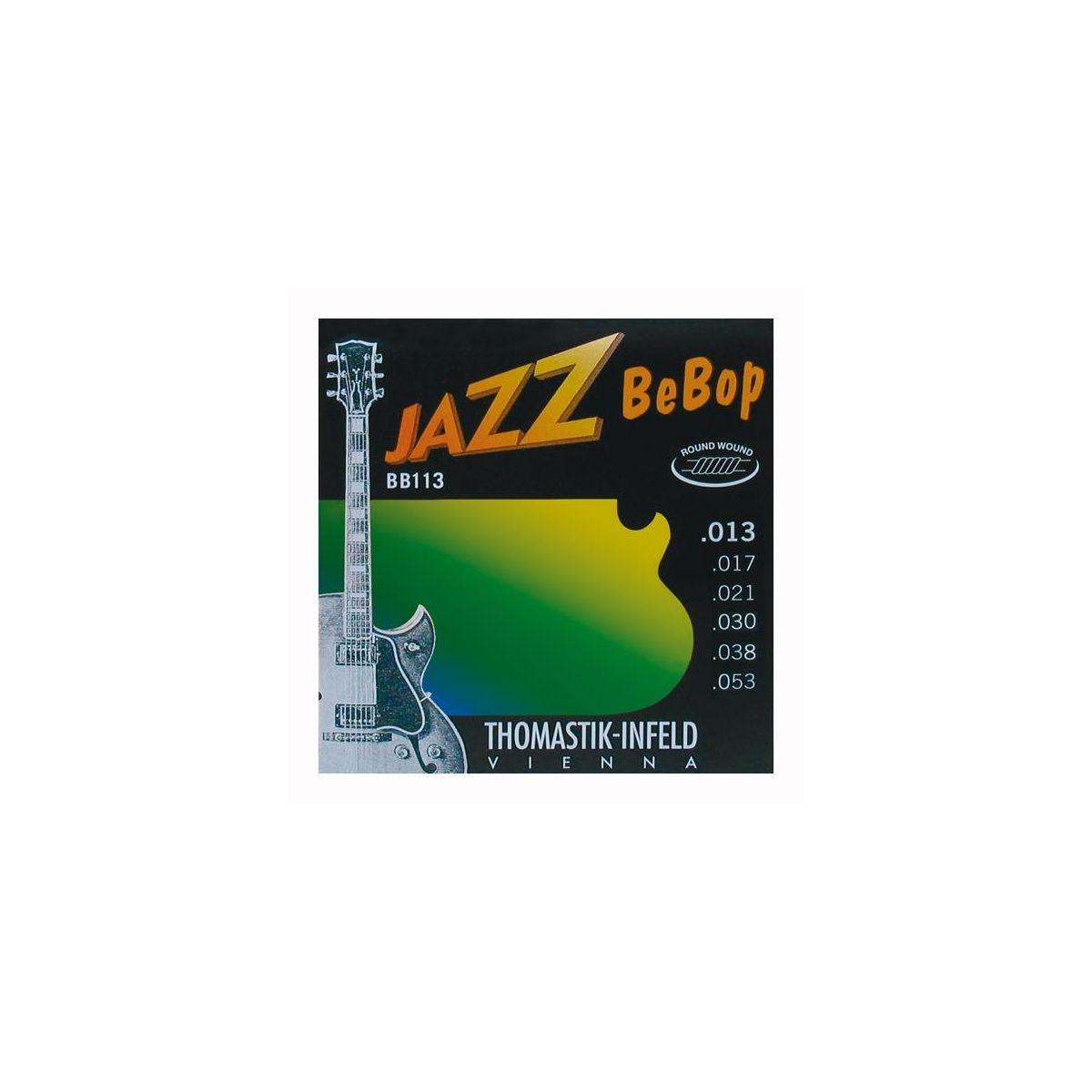 Corde Thomastik Jazz Bepop BB113