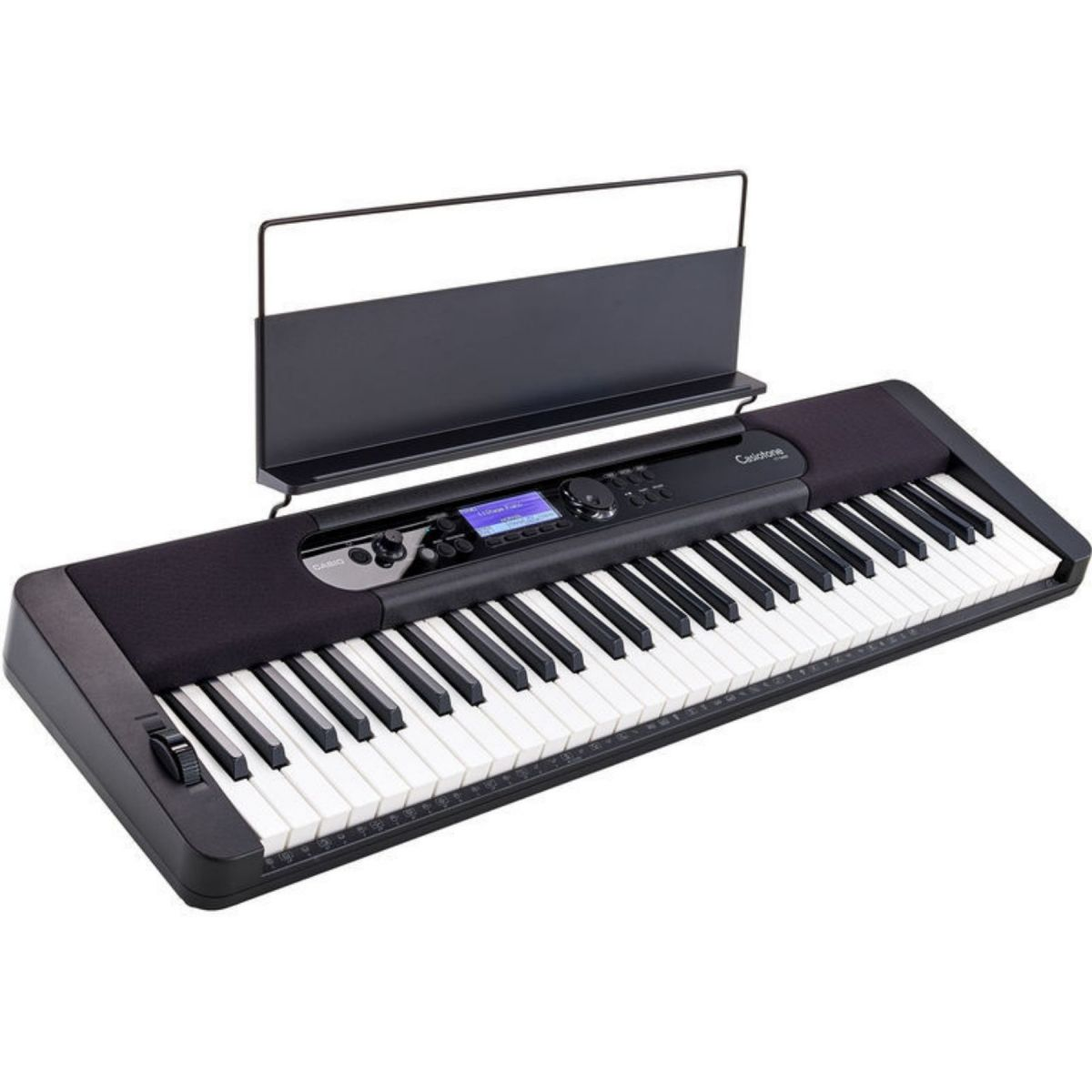 Tastiera Arranger Casio CT-S400 61 tasti black