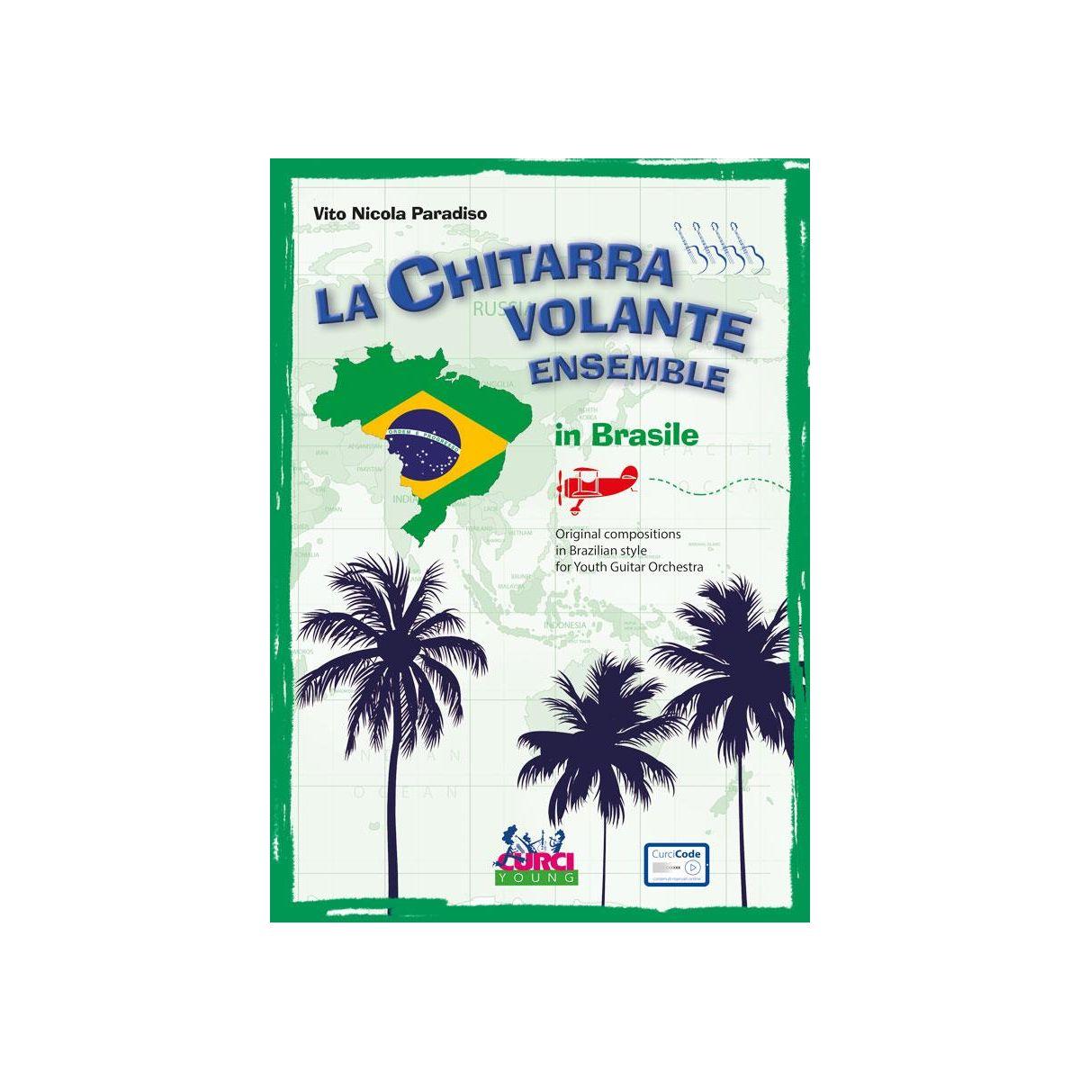 Paradiso La Chitarra Volante Ensemble in Brasile