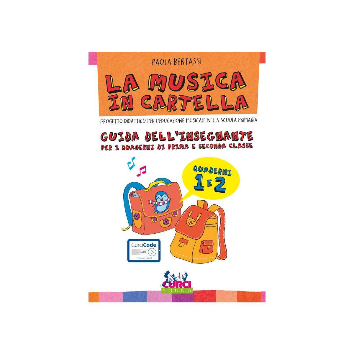 Bertassi La musica in cartella Guida dell'insegnante