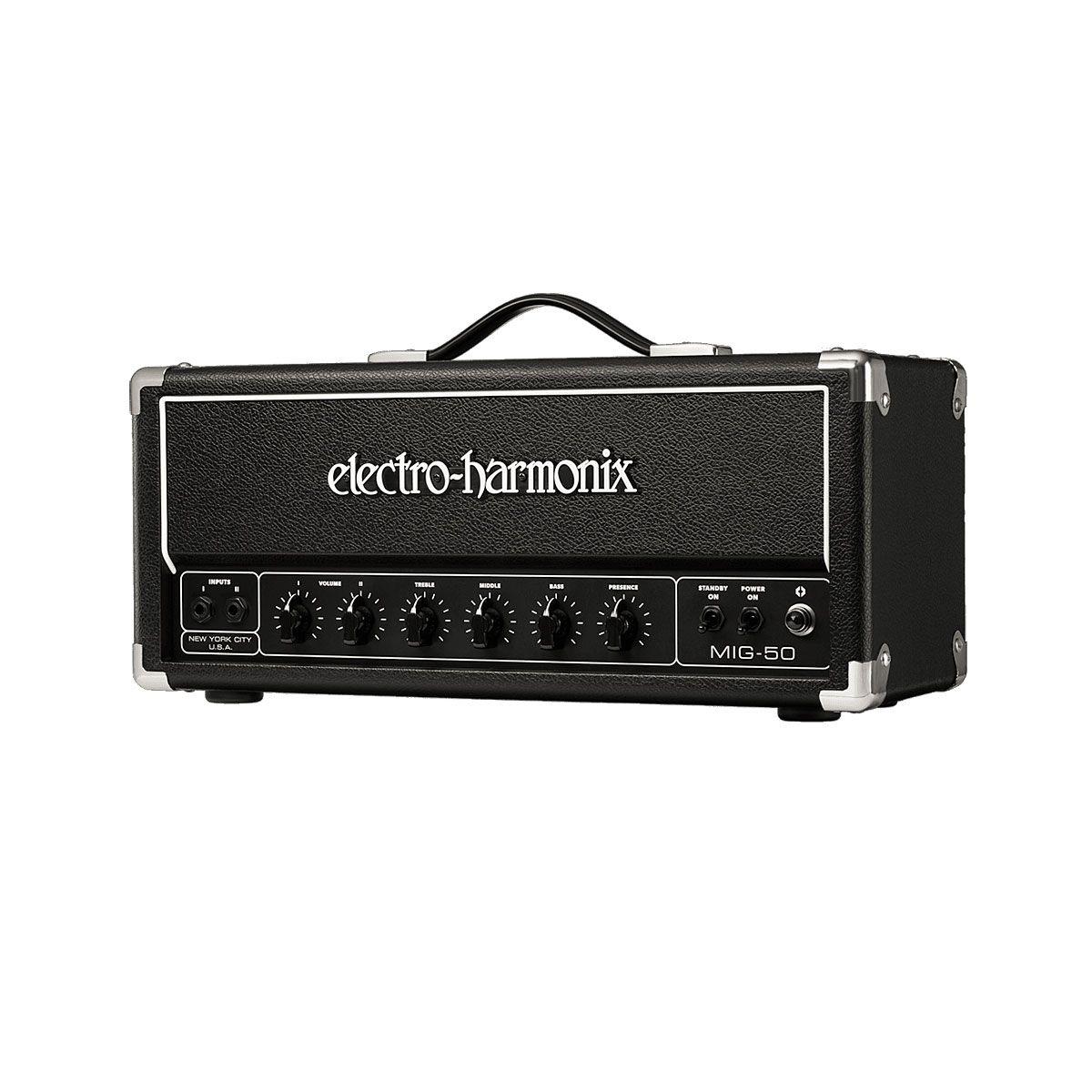 Testata chitarra Electro Harmonix MIG-50
