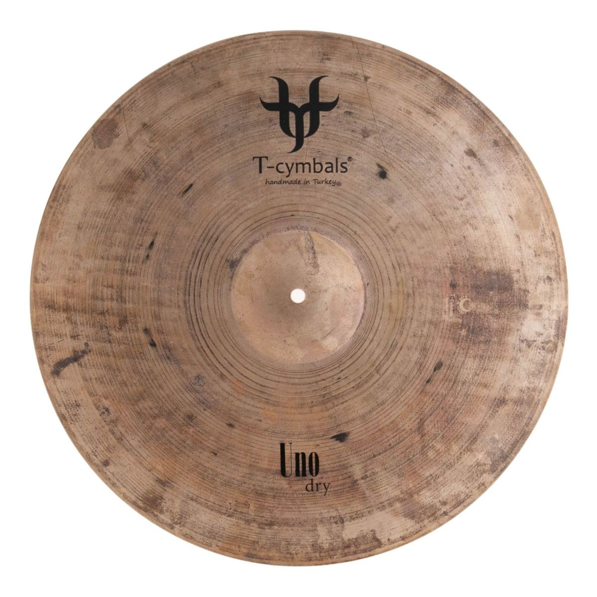 "Piatto T-Cymbals 18"" Uno Dry Crash"