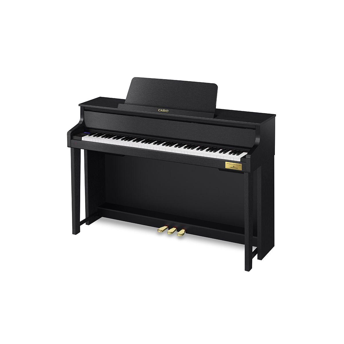 Piano Digitale Casio GP-310 Grand Hybrid con mobile nero opaco