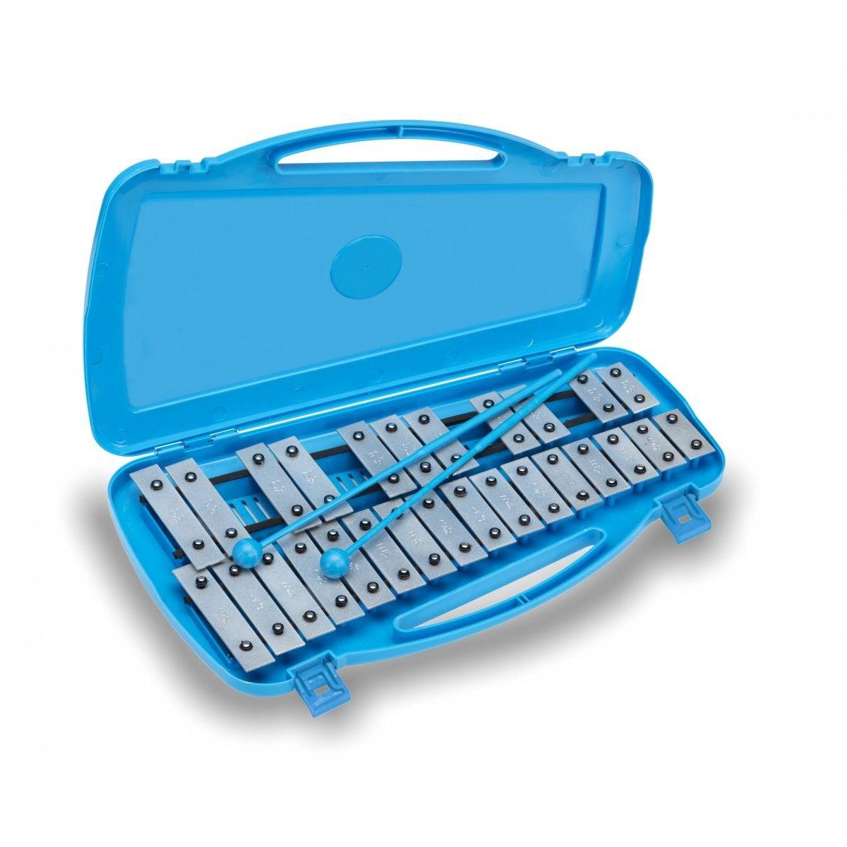 Metallofono Soundsation 27 piastre cromatico 2 battenti SG-27N