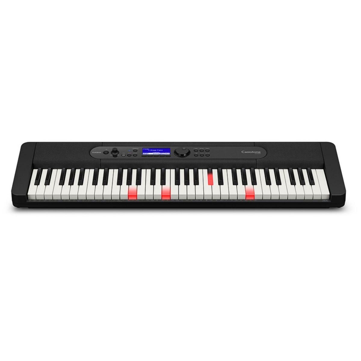 Tastiera Arranger Casio LK-S450 Casiotone 61 tasti black