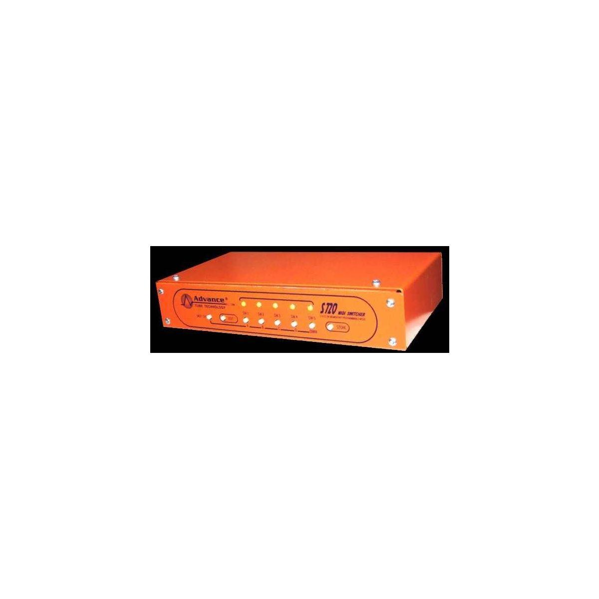 Midi switcher Advance S720
