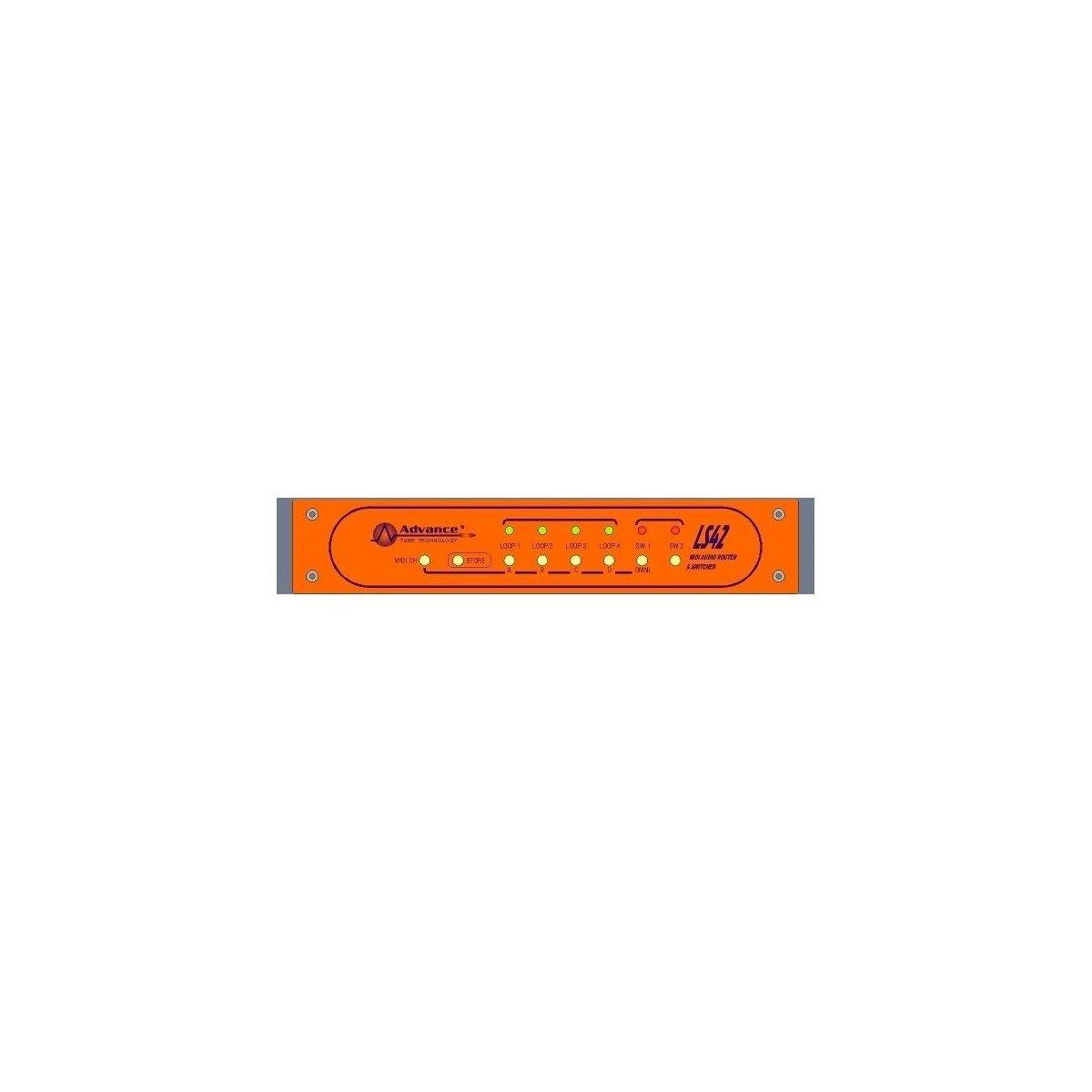 Multieffetto Advance Midi Audio Router/S witcher