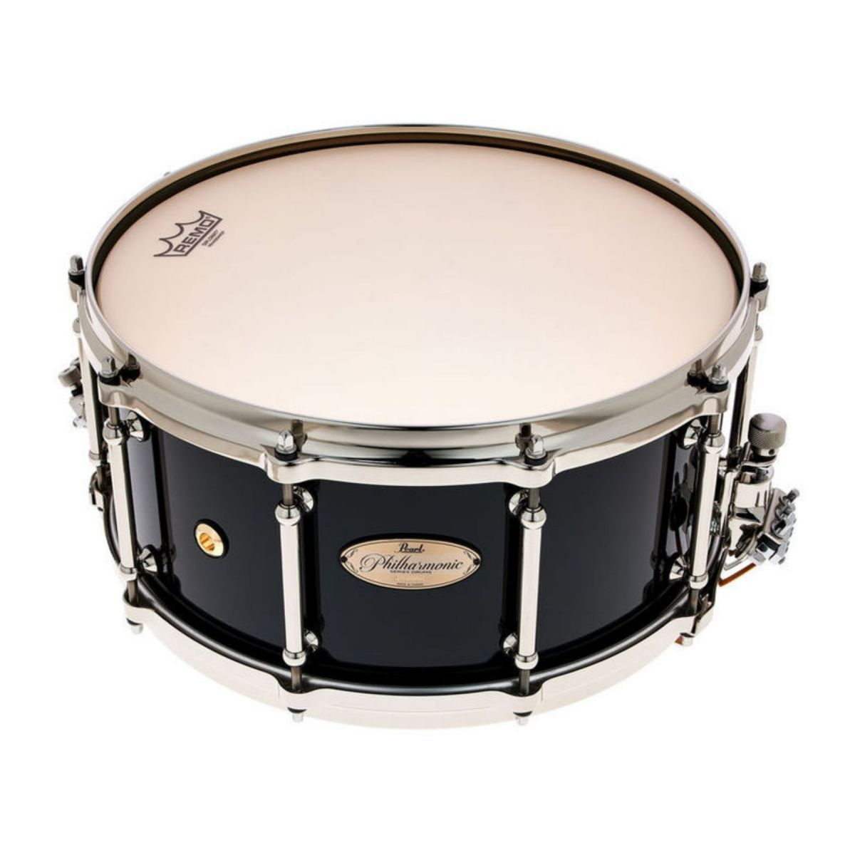 """Rullante Pearl 14"""" x 6,5"""" Philharmonic 8-Ply Concert Maple PHP1465/N103 piano black"""