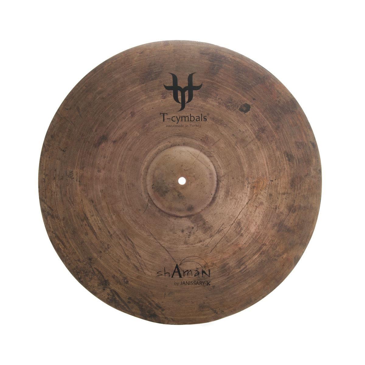 "Piatto T-Cymbals 17"" Janissary-x Shaman"